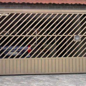 Portão Basculante NPLTC54