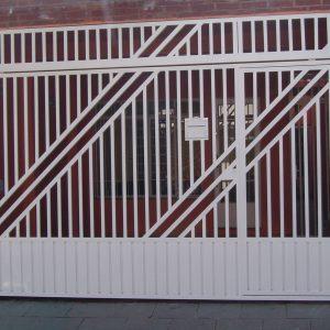 Portão Basculante NPLTC55