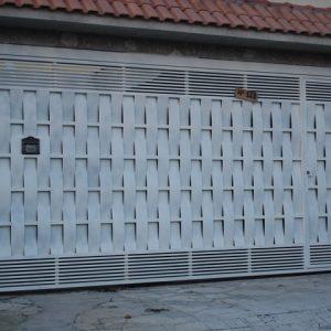 Portão Basculante NPLTC56