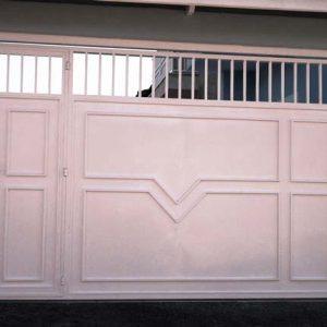 Portão Basculante NPLTC57