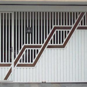 Portão Pivotante NPLTC70