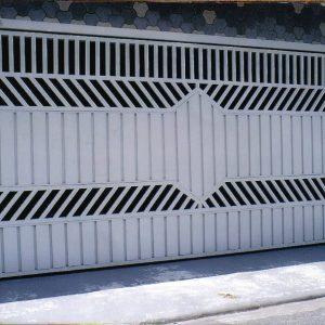 Portão Basculante NPLTC71