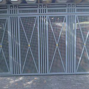 Portão Basculante NPLTC72