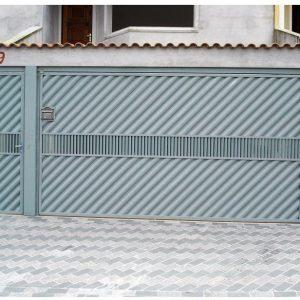 Portão Basculante NPLTC76