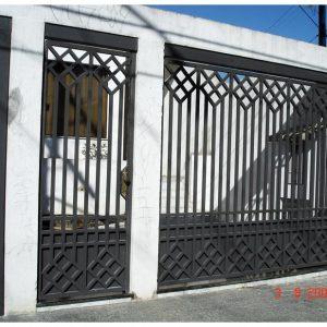Portão Deslizante NPLTC77