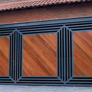 Portão Deslizante NPLTM01-1