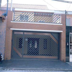 Portão Basculante NPLTC01