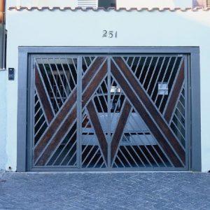 Portão Pivotante NPLTM02