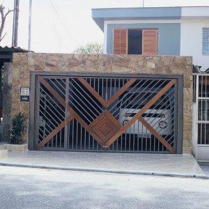 Portão Pivotante NPLTM10